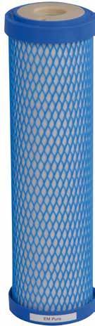 Carbonit cartouche filtrante EM PURO 0.15µ