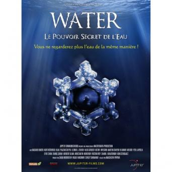 DVD Water, Le Pouvoir Secret de l'Eau