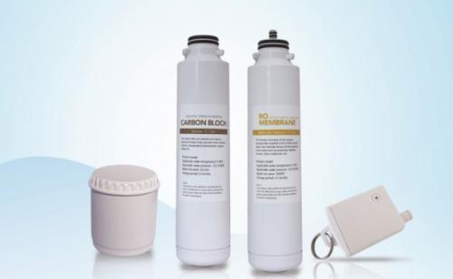 Kit Cartouches pour osmoseur Pack 4 Cartouches