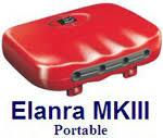 ELANRA portable ioniseur air Medical MKIII