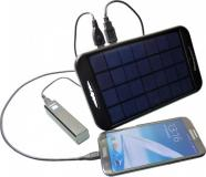 Chargeur solaire 3w Camel usb