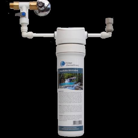 Filtre anticalcaire sous évier aquakalko AAINLINE