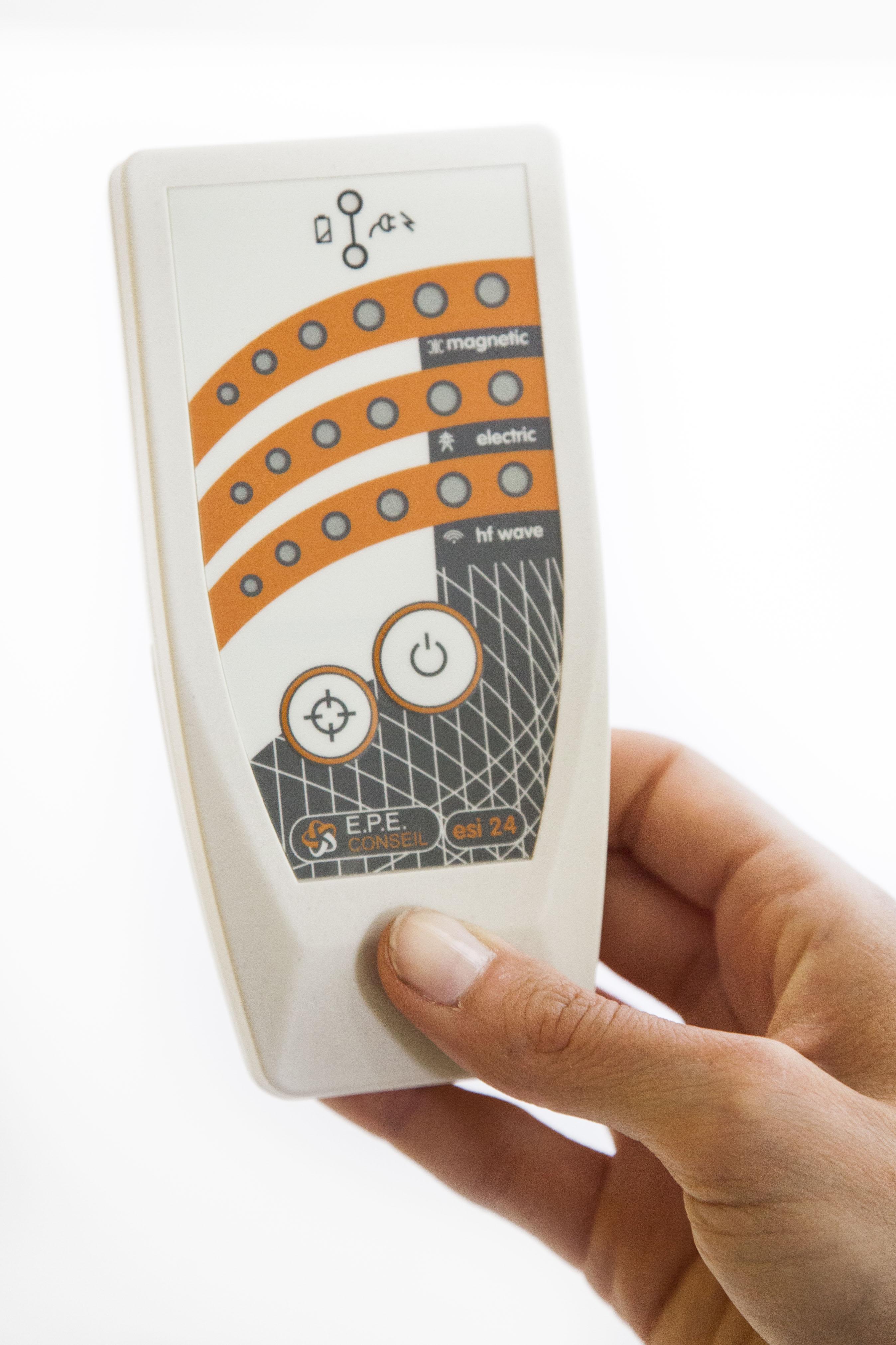 ESI 24 EHS Nouveau Détecteur Ondes 10Ghz