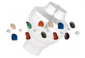 vortex et pierres precieuses pour informer l'eau